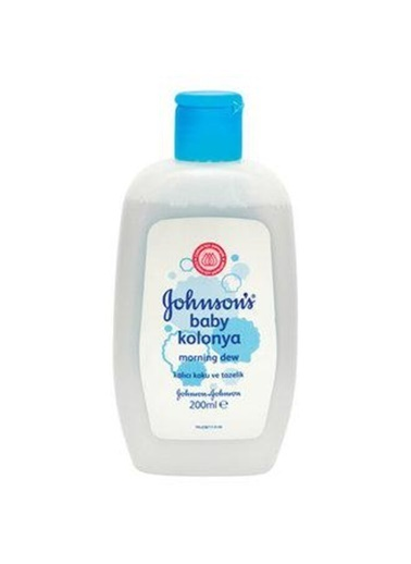 Johnsons Baby  Kolonya Morning Dew 200ml Renksiz